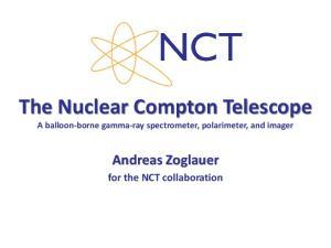 The Nuclear Compton Telescope