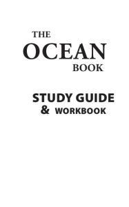 The. Ocean. Study guide & workbook