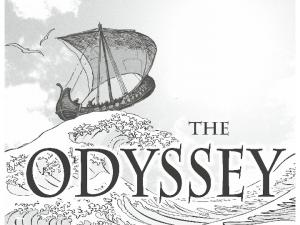 The Odyssey. By Homer