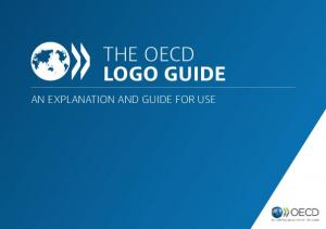 THE OECD LOGO GUIDE AN EXPLANATION AND GUIDE FOR USE