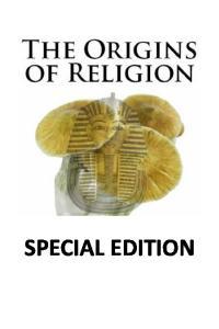 The Origins of Religion: