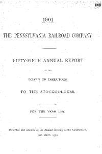 THE PENNSYLVANIA RAILROAD COMPANY