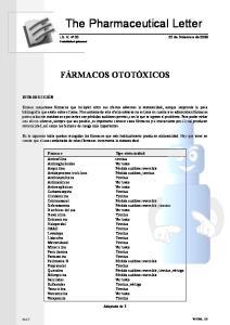 The Pharmaceutical Letter
