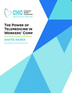 The Power of Telemedicine in Workers Comp white paper
