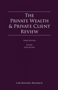 The. Private Wealth & Private Client Review