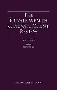 The Private Wealth & Private Client Review