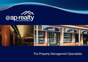 The Property Management Specialists