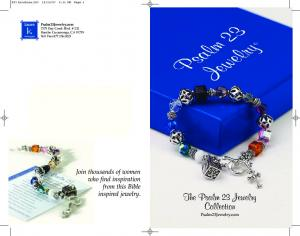 The Psalm 23 Jewelry Collection