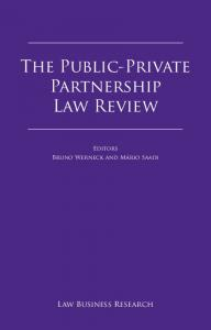 The Public-Private Partnership Law Review