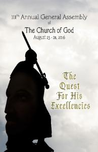 The Quest For His Excellencies