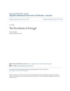 The Revolution in Portugal