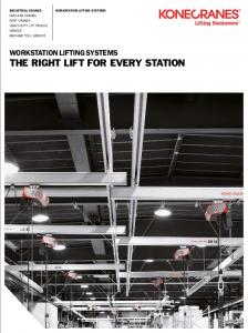 THE RIGHT LIFT FOR EVERY STATION