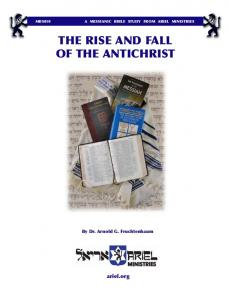 THE RISE AND FALL OF THE ANTICHRIST