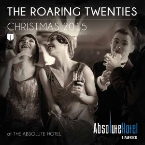 THE ROARING TWENTIES CHRISTMAS at THE ABSOLUTE HOTEL