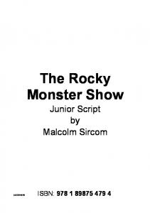The Rocky Monster Show