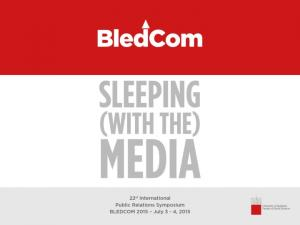The role of the media for internal corporate communication