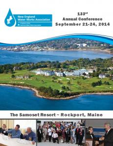The Samoset Resort ~ Rockport, Maine