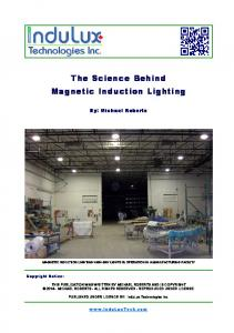 The Science Behind Magnetic Induction Lighting