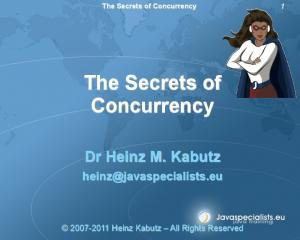 The Secrets of Concurrency