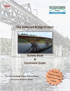 The Sellwood Bridge Project