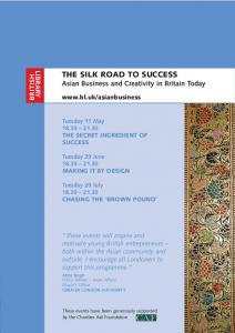 THE SILK ROAD TO SUCCESS Asian Business and Creativity in Britain Today
