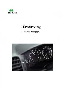 The smart driving style
