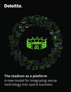 The stadium as a platform A new model for integrating venue technology into sports business