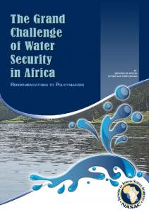 The State of the Water Sector in Africa