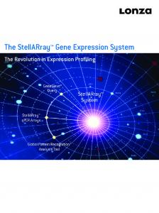 The StellARray Gene Expression System. The Revolution in Expression Profiling