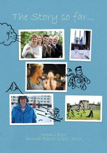 The Story so far... SMALLEST Annual Report