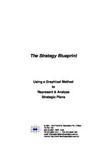 The Strategy Blueprint
