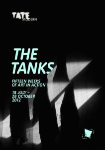 THE TANKS: 15 WEEKS OF ART IN ACTION