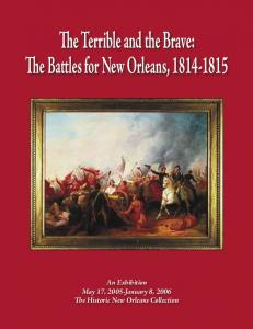 The Terrible and the Brave: The Battles for New Orleans,
