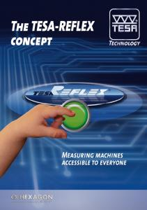 The TESA-REFLEX concept