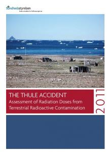 The Thule Accident Assessment of Radiation Doses from Terrestrial Radioactive Contamination