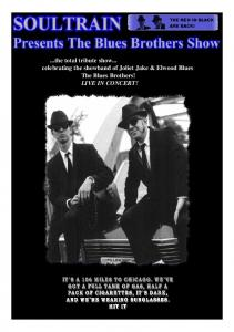 the total tribute show... celebrating the showband of Joliet Jake & Elwood Blues The Blues Brothers! LIVE IN CONCERT!