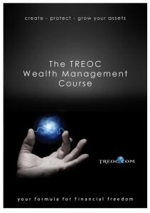 The TREOC Wealth Management Course