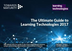 The Ultimate Guide to Learning Technologies 2017