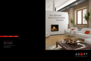 The Ultimate Home Automation Solution