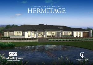 THE UNION OF STYLE, SPACE AND COMFORT HERMITAGE
