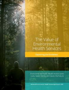 The Value of Environmental Health