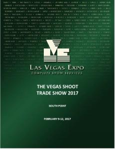 THE VEGAS SHOOT TRADE SHOW 2017 SOUTH POINT