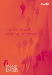 The way we work, every day, everywhere