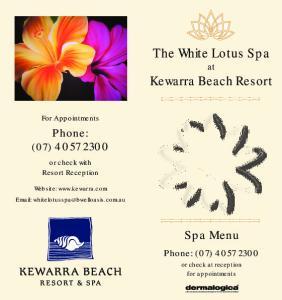 The White Lotus Spa at
