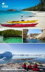 THE WORLD BY SEA KAYAK