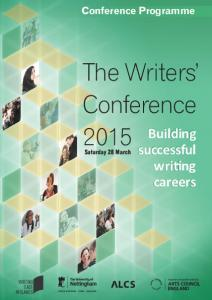 The Writers Conference 2015