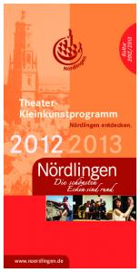 Theater- Kleinkunstprogramm