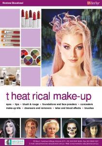 theatrical make-up Mentone Educational