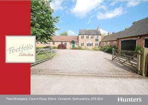 Thee Woodyard, Church Road, Elford, Tamworth, Staffordshire, B79 9DA