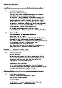 Thematische Angebote. Markierung Lageplan: oranger